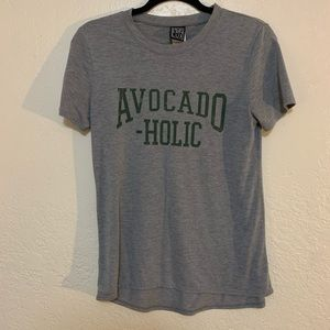Avocado-Holic Tee